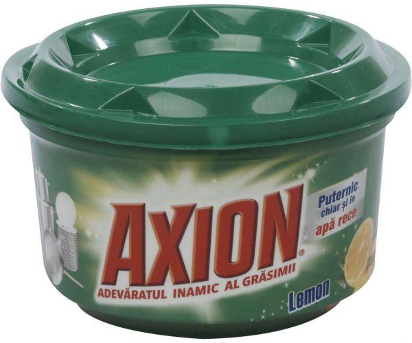 Axion Lemon