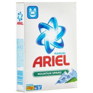 Detergent manual