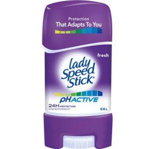 Deodorant gel Lady
