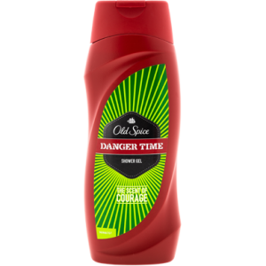 Old Spice-gel
