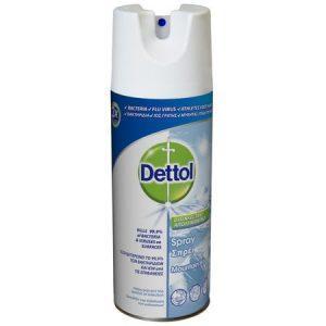 Spray dezinfectant